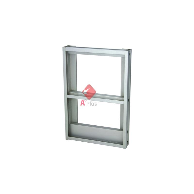 MKG4 aluminium profile to make doors and windows, Aluminum